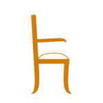 pictogramme d'une chaise