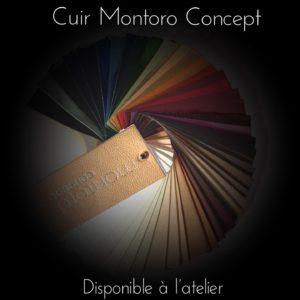 cuir montoro concept, le cuir haut de gamme
